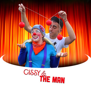 Cissy and The Man