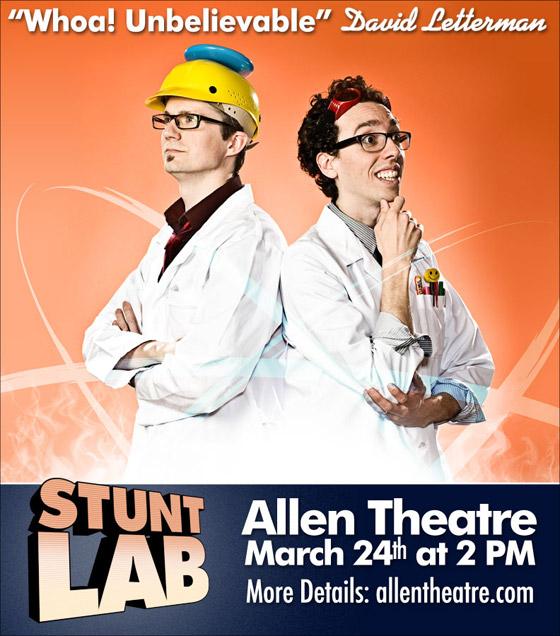 Stunt Lab